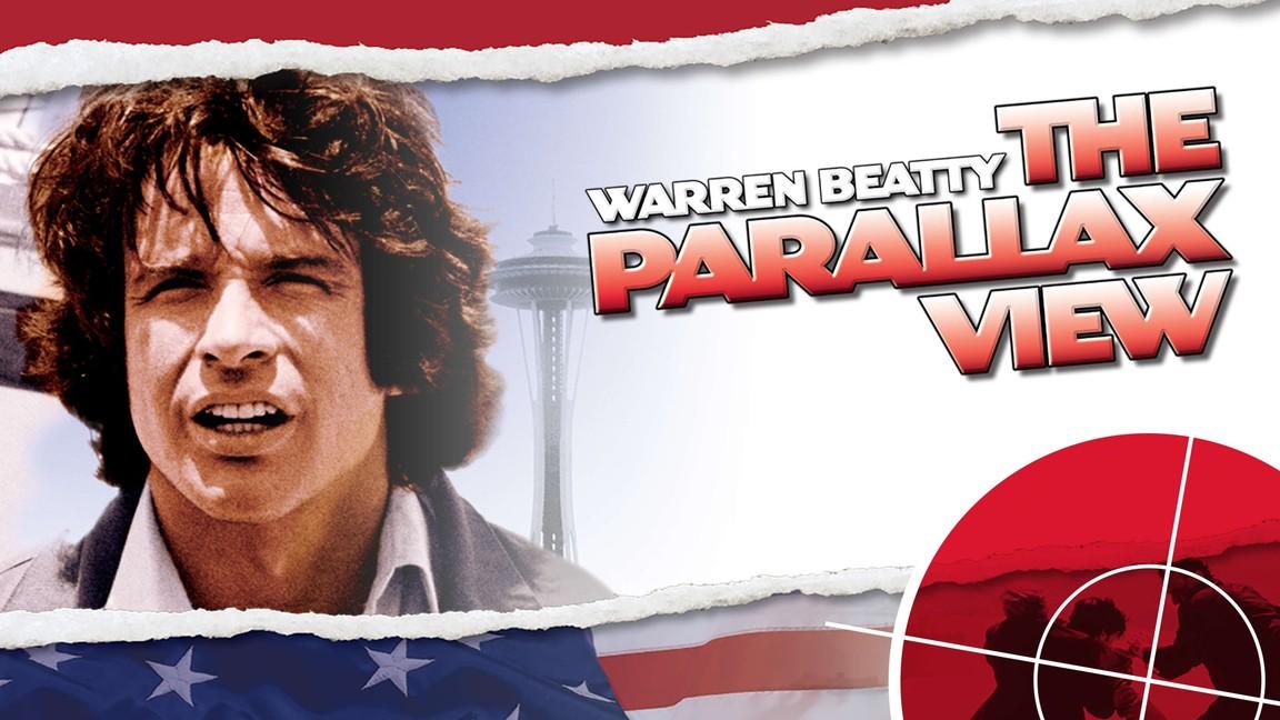 The Parallax View (1974) – Drama, Thriller