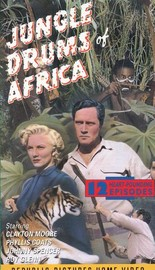 Jungle Drums of Africa