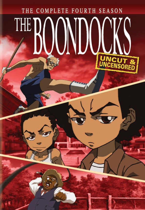 the boondocks episodes free download
