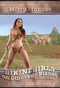 Bikinimädchen auf Dinosaurierplanetenfilm, Teen stripping cum gifs