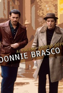 The cast of Al Pacino and Johnny Depp should already be a good reason to  see this movie. If not, it has a great story too. You'll get yourself  wrapped up ...