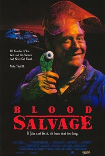 Blood Salvage