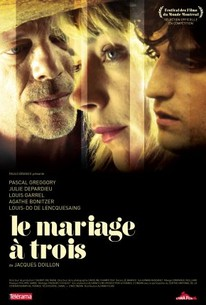 Le mariage à trois (The Three-Way Wedding)