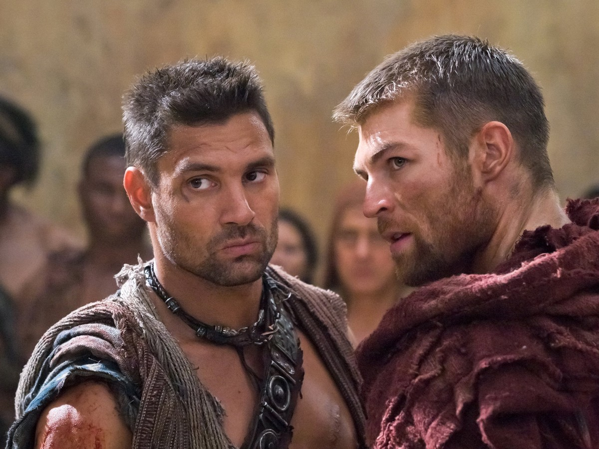 spartacus: vengeance - rotten tomatoes