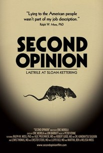 Second Opinion: Laetrile at Sloan-Kettering
