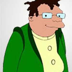 Hermes Conrad is voiced by Phil LaMarr