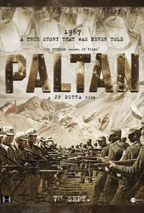 Paltan 2018 Hindi PREDVDRip 700MB AAC MKV