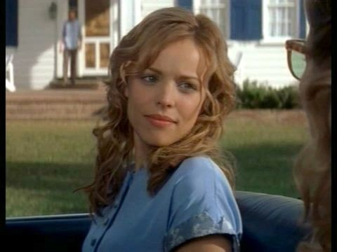 Rachel McAdams as Allie Hamilton in The Notebook