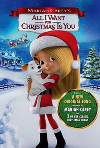 mariah careys all i want for christmas is you - All About Christmas Eve Cast