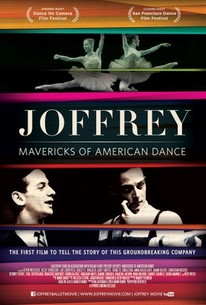 Joffrey: Mavericks of American Dance