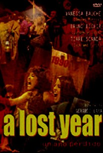 A Lost Year