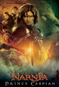 The Chronicles Of Narnia Prince Caspian 2008 Rotten Tomatoes
