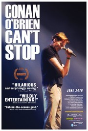 Conan O'Brien Can't Stop