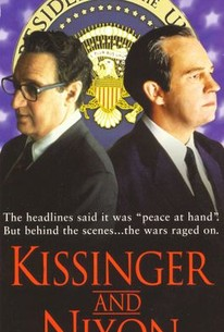Kissinger and Nixon
