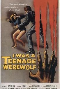 I Was a Teenage Werewolf