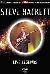 Steve Hackett - Live Legends