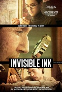 Invisible Ink: Three Short Stories