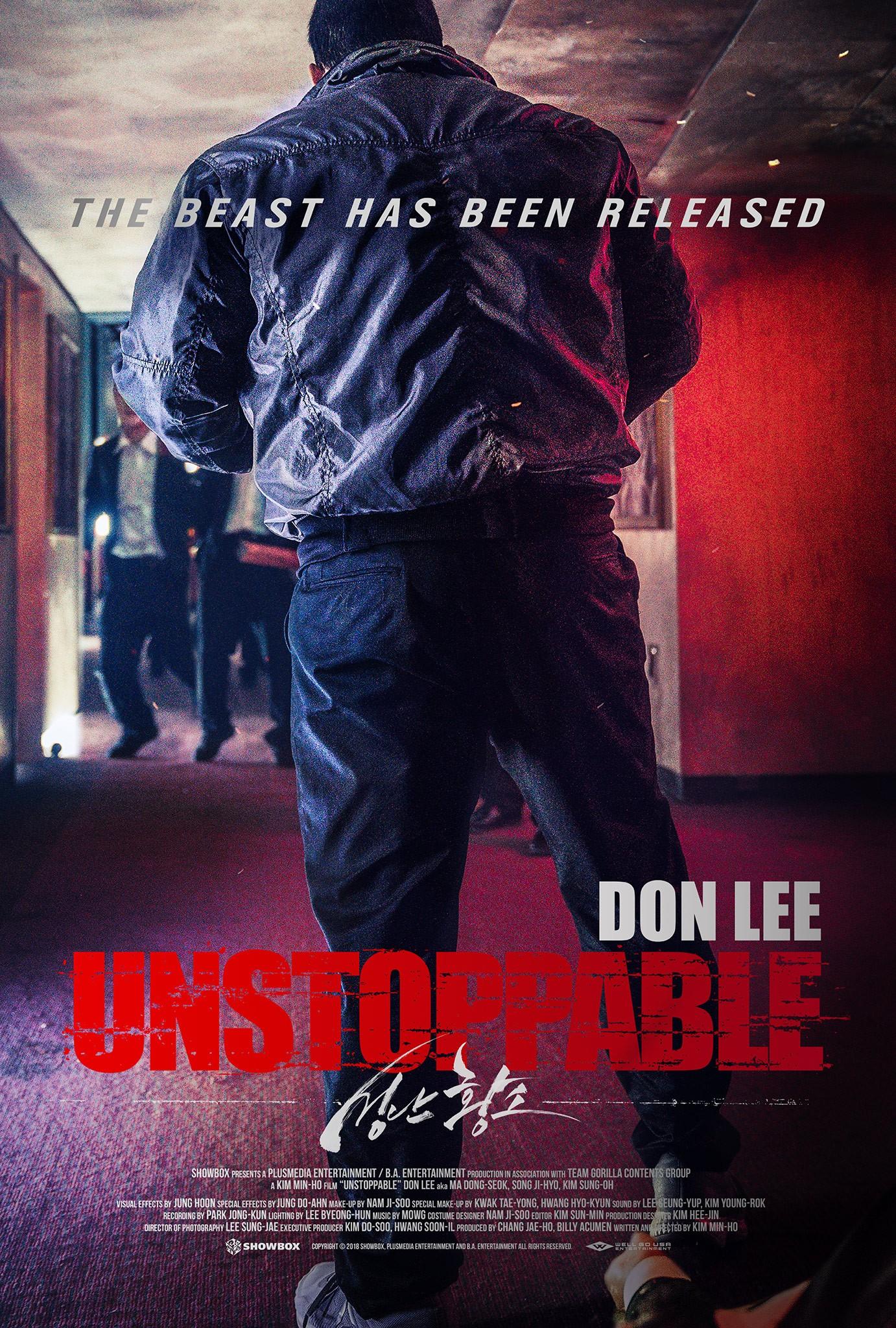 Unstoppable (Seong-nan-hwang-so)