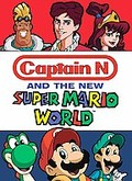 Captain N And The New Super Mario World
