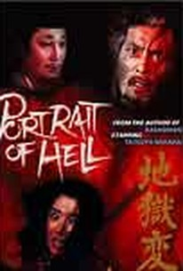 Jigokuhen, (Portrait of Hell )