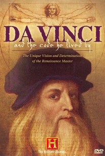 Da Vinci & the Code He Lived By