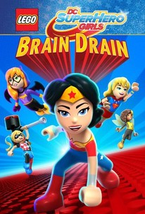 DC Super Hero Girls: Brain Drain