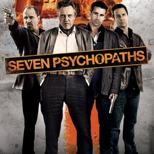 seven psychopaths rotten tomatoes
