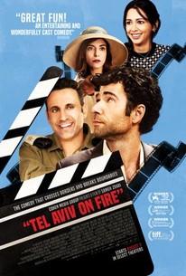 Tel Aviv on Fire (2019) - Rotten Tomatoes