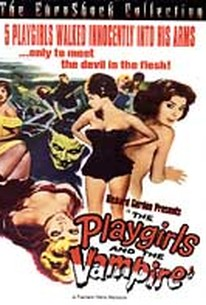 Playgirls and the Vampire