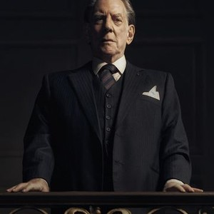 Donald Sutherland as J. Paul Getty