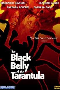 La Tarantola dal Ventre Nero (Black Belly of the Tarantula)