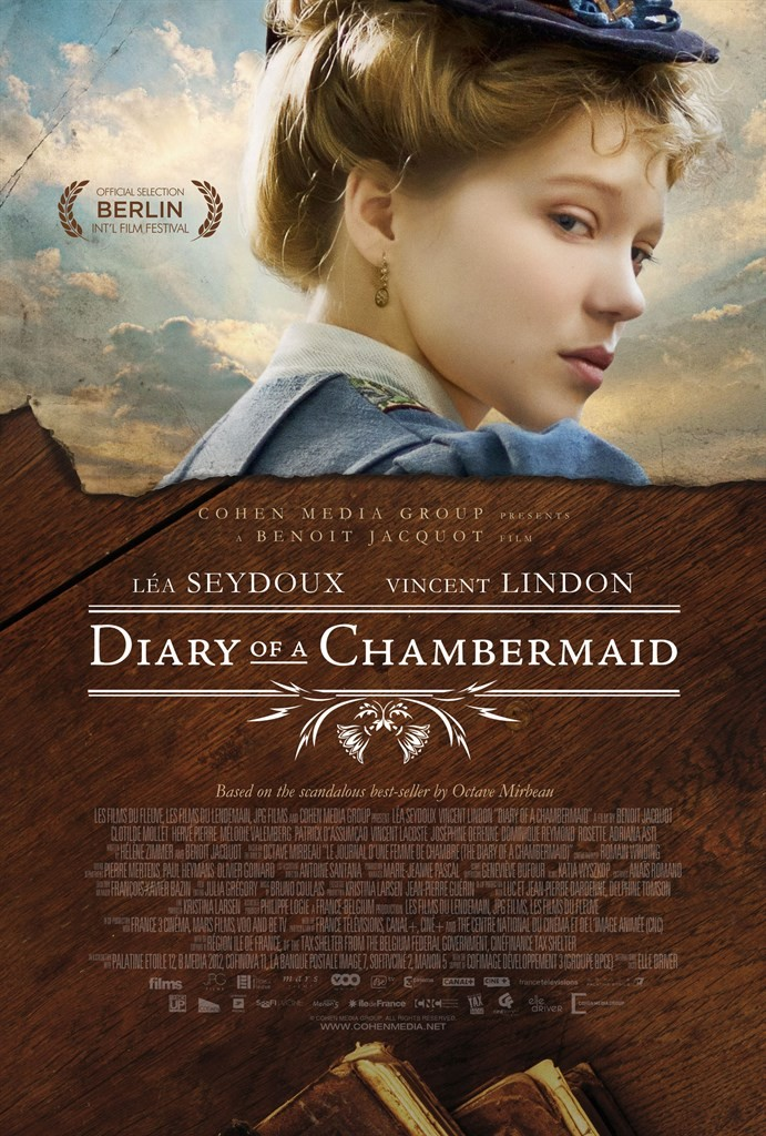 Diary of a Chambermaid (Journal d'une femme de chambre)