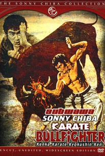 Kenka karate kyokushinken (Karate Bullfighter) (Champion of Death)