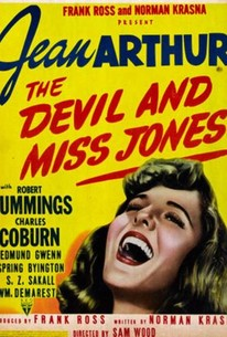 The Devil And Miss Jones 1941