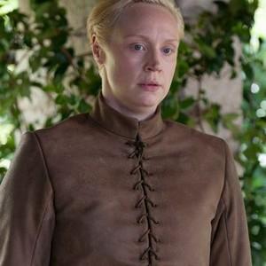 Gwendoline Christie as Brienne