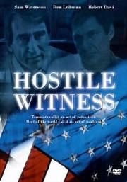 Terrorist on Trial: The United States vs. Salim Ajami (Hostile Witness)