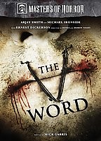 Masters of Horror - Ernest Dickerson: The V Word