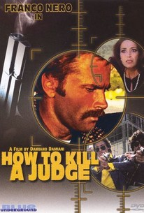 Perché si uccide un magistrato (How to Kill a Judge) (Why Does One Kill a Magistrate?)
