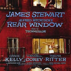 Rear Window 1954 Rotten Tomatoes