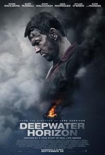 Deepwater Horizon movie poster