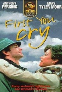 First You Cry