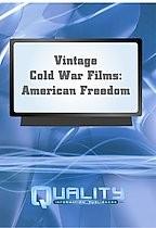Vintage Cold War Films- American Freedom: Capitalism Propaganda & Anti Communist Movies