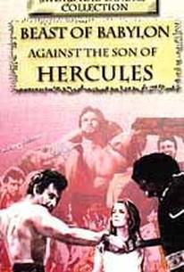 Beast of Babylon Against the Son of Hercules