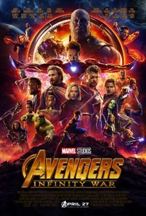 Avengers: Infinity War (2018) - Rotten Tomatoes