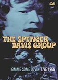 Spencer Davis Group - Gimme Some Lovin': Live 1966