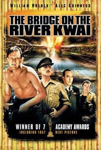 The Bridge On The River Kwai 1957 Rotten Tomatoes