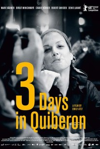 3 Days in Quiberon (3 Tage in Quiberon)