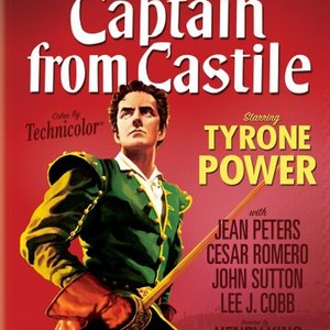 captain from castile 1947 rotten tomatoes
