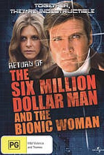 Return of Six-Million Dollar Man and Bionic Woman