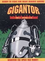Gigantor - Boxed Set Two: Episodes 27-52